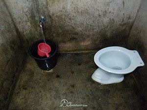 mt pinatubo one adventurer bathroom
