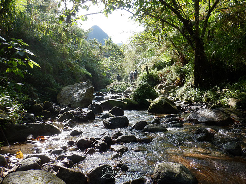 mt pinatubo one adventurer upstream
