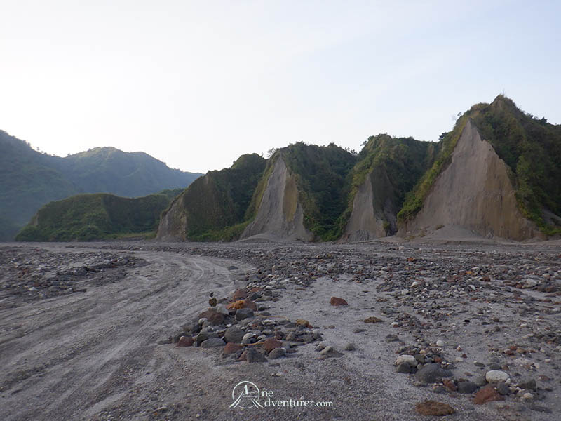 mt pinatubo toblerone one adventurer odonnell river