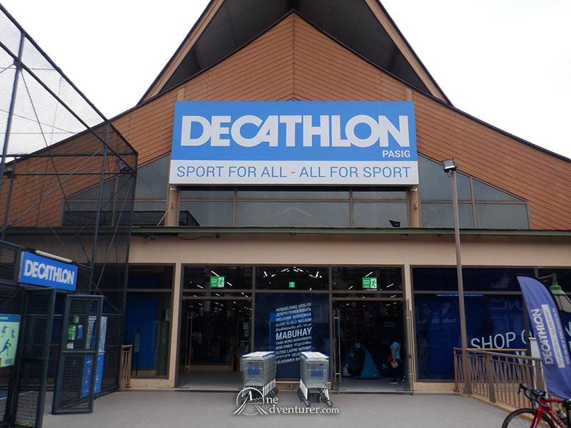 decathlon tiendesitas branch