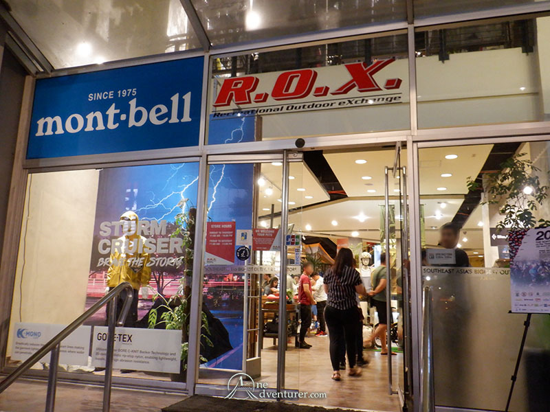 recreational outdoor exchange rox bgc bonifacio high street