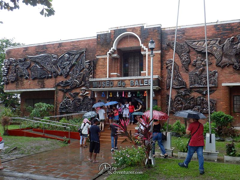 baler museum museo de baler one adventurer