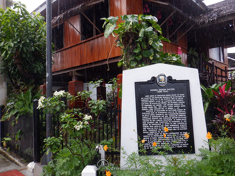 baler quezon mother house one adventurer