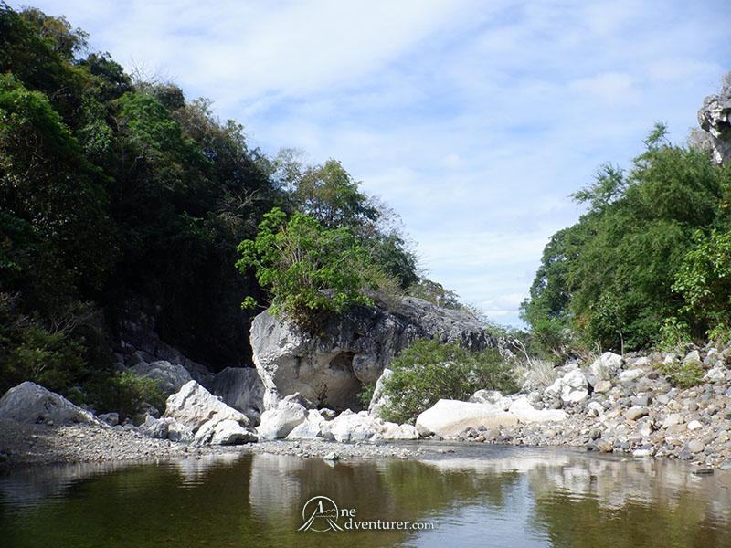 mt manalmon river
