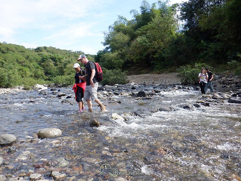 mt manalmon river crossing