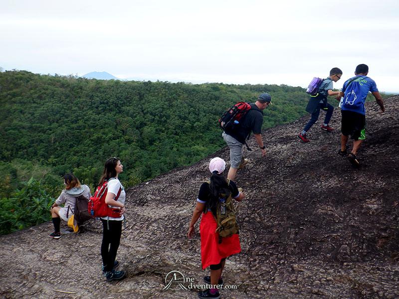 mt manalmon trail stone